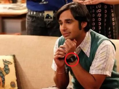 Big Bang Theory - Casio CA-53W