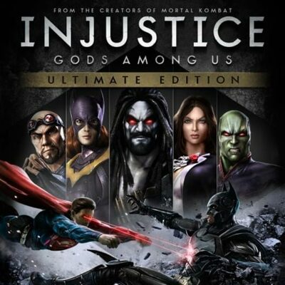 Injustice: Gods Among Us - Ultimate Edition Steam Key GLOBAL Spel