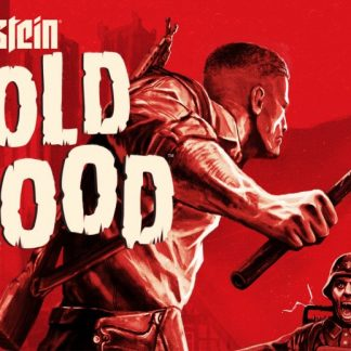 Wolfenstein The Old Blood | Steam PC Spel