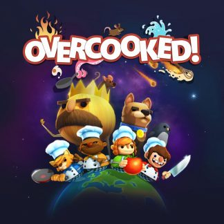 Overcooked Steam Spel